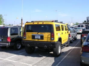 The Heil Sound Hummer at Dayton in 2005